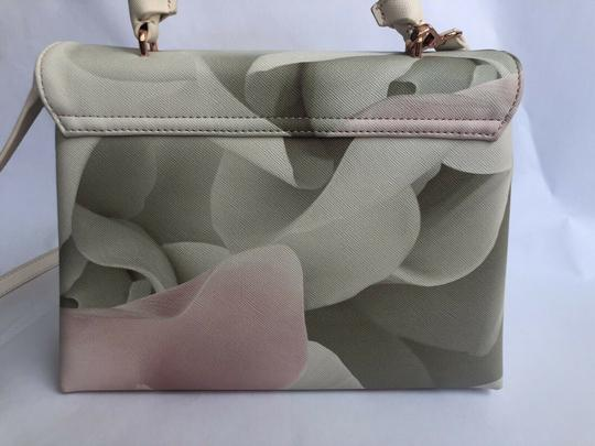 Ted Baker Satchel in pink and puddy Image 1