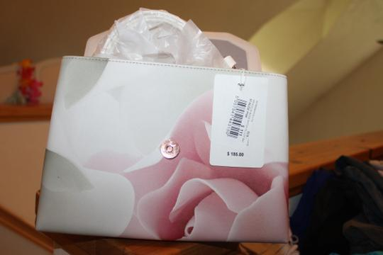 Ted Baker Satchel in pink and puddy Image 6