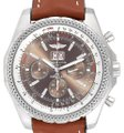 Breitling Breitling Bentley Motors Chronograph Bronze Dial Mens Watch A44362 Image 0