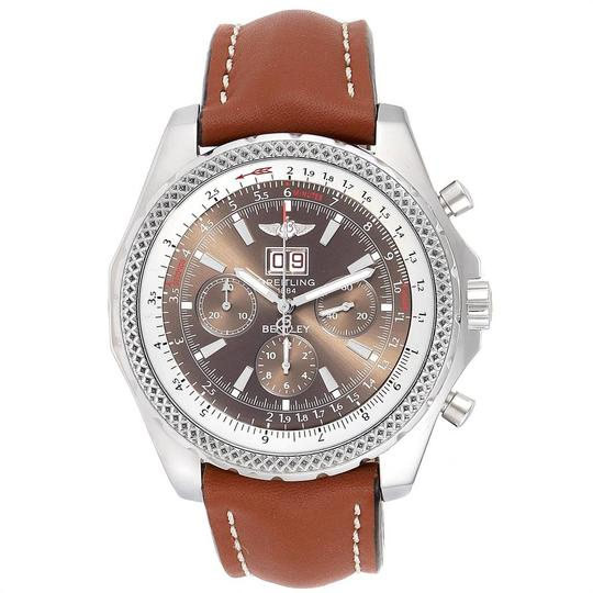 Breitling Breitling Bentley Motors Chronograph Bronze Dial Mens Watch A44362 Image 1