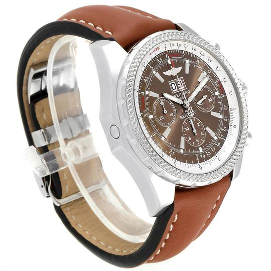 Breitling Breitling Bentley Motors Chronograph Bronze Dial Mens Watch A44362 Image 2
