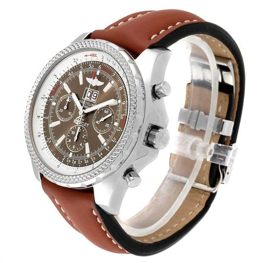 Breitling Breitling Bentley Motors Chronograph Bronze Dial Mens Watch A44362 Image 3