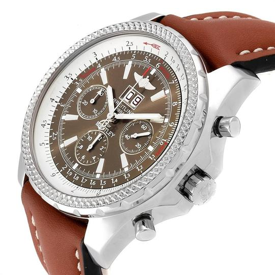 Breitling Breitling Bentley Motors Chronograph Bronze Dial Mens Watch A44362 Image 4