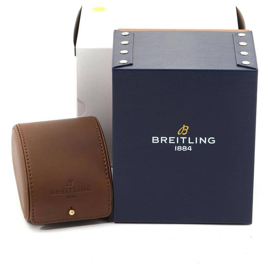 Breitling Breitling Bentley Motors Chronograph Bronze Dial Mens Watch A44362 Image 8