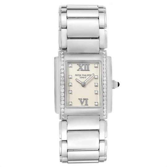 Patek Philippe Patek Philippe Twenty-4 Diamond Quartz Ladies Watch 4910/10A-010 Image 1