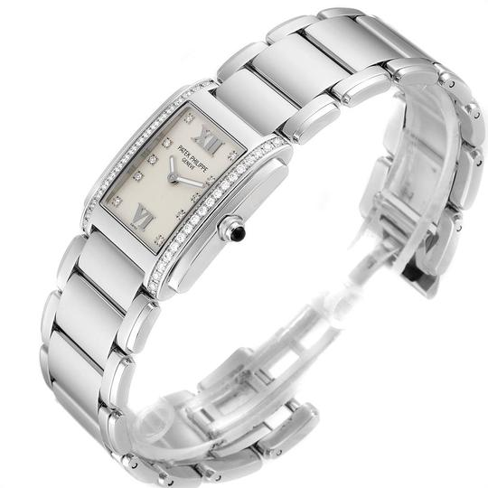 Patek Philippe Patek Philippe Twenty-4 Diamond Quartz Ladies Watch 4910/10A-010 Image 3