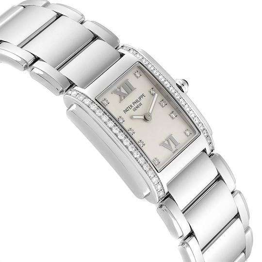 Patek Philippe Patek Philippe Twenty-4 Diamond Quartz Ladies Watch 4910/10A-010 Image 4
