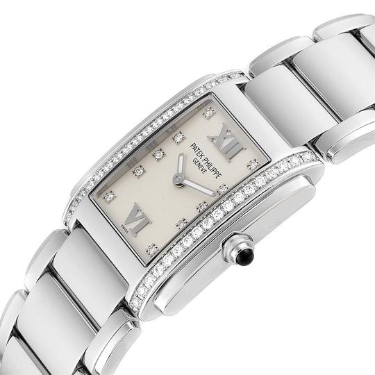 Patek Philippe Patek Philippe Twenty-4 Diamond Quartz Ladies Watch 4910/10A-010 Image 5