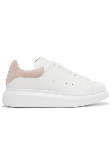 Preload https://img-static.tradesy.com/item/26156254/alexander-mcqueen-suede-trimmed-leather-exaggerated-sole-sneakers-size-eu-40-approx-us-10-regular-m-0-0-540-540.jpg
