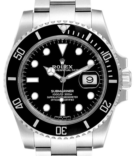 Preload https://img-static.tradesy.com/item/26156256/rolex-black-submariner-40-cerachrom-bezel-dial-116610-unworn-watch-0-1-540-540.jpg