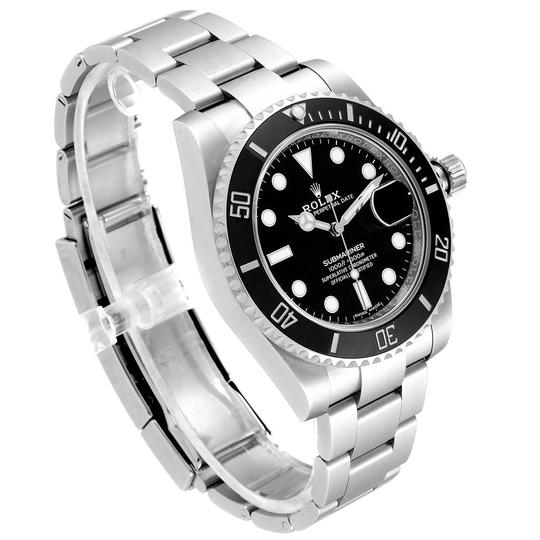 Rolex Rolex Submariner 40 Cerachrom Bezel Black Dial Watch 116610 Unworn Image 2