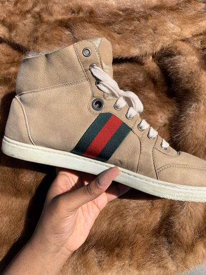 Gucci Tan Athletic Image 3