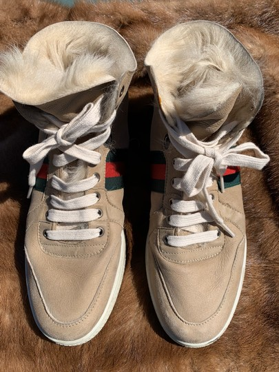 Gucci Tan Athletic Image 4