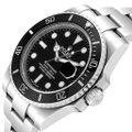Rolex Rolex Submariner Ceramic Bezel Black Dial Steel Mens Watch 116610 Image 4