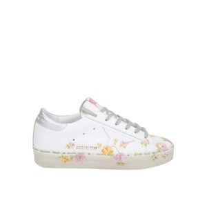 Golden Goose Deluxe Brand Sneakers G34ws945b7 White Athletic