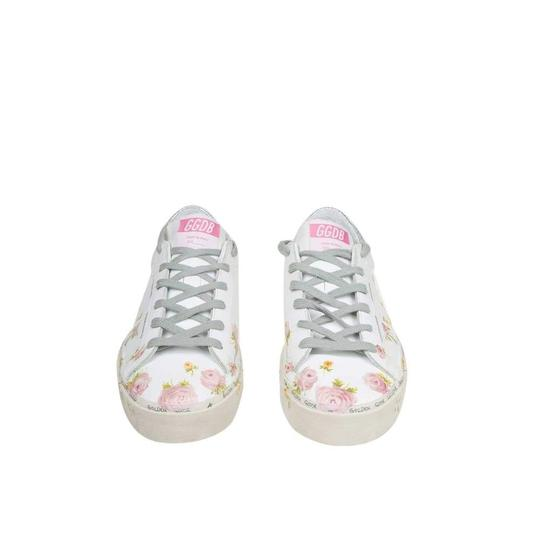 Golden Goose Deluxe Brand Sneakers G34ws945b7 White Athletic Image 1