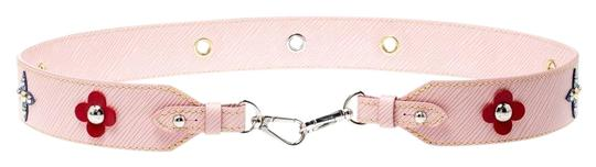 Preload https://img-static.tradesy.com/item/26156277/louis-vuitton-pink-epi-leather-bandouliere-bag-strap-tech-accessory-0-1-540-540.jpg