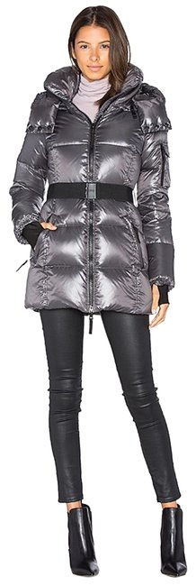 Preload https://img-static.tradesy.com/item/26156285/sam-silvergunmetal-puffer-jacket-coat-size-2-xs-0-2-650-650.jpg