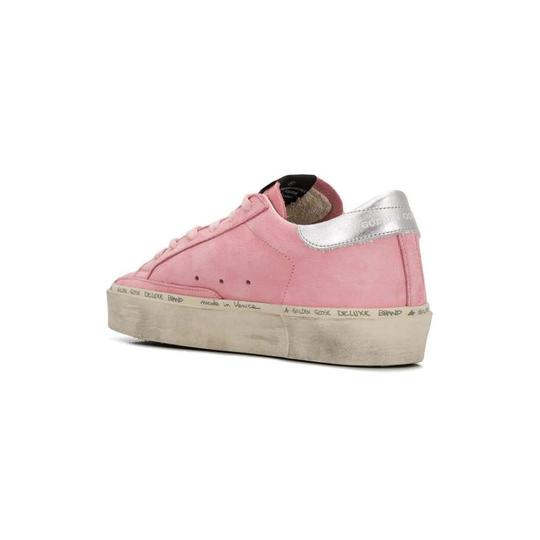 Golden Goose Deluxe Brand Sneakers G34ws945c4 Pink Athletic Image 1