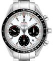 Omega Omega Speedmaster Day Date White Dial Watch 323.30.40.40.04.001 Image 0