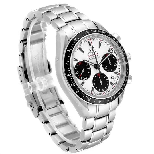 Omega Omega Speedmaster Day Date White Dial Watch 323.30.40.40.04.001 Image 2
