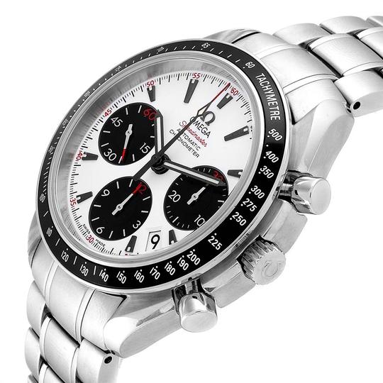 Omega Omega Speedmaster Day Date White Dial Watch 323.30.40.40.04.001 Image 4