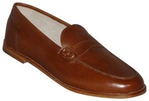 J.Crew Penny Loafer Loafer Loafers Burnished Pecan Flats