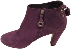The Original Car Shoe purple Boots