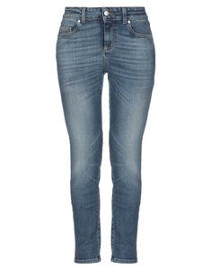 Alexander McQueen Designer Bottoms Denim Skinny Jeans-Medium Wash