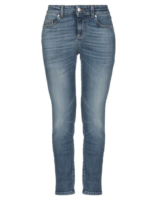 Item - Blue Medium Wash Embroidery Skinny Jeans Size 25 (2, XS)