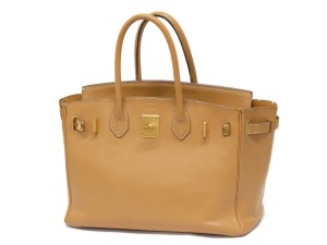 Hermes Kelly Hac Haut Evelyne Chanel Classic Satchel in Brown