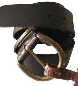Frye Frye leather belt