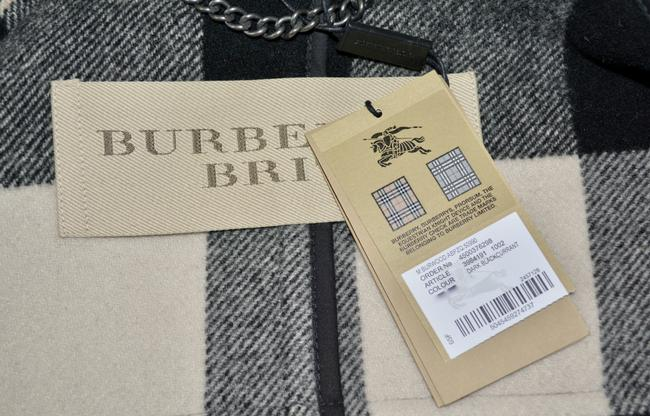 Burberry Jacket Wool Duffle Pea Coat Image 11