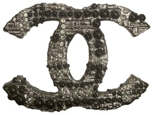 Chanel Chanel extra large brooch pin