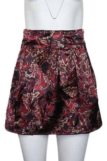 Preload https://img-static.tradesy.com/item/26159301/alloy-apparel-burgundy-paisley-skirt-size-2-xs-26-0-1-650-650.jpg
