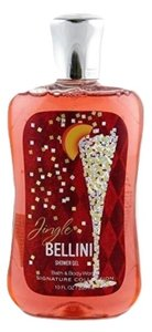 Bath and Body Works BATH & BODY WORKS JINGLE BELLINI SHOWER GEL NEW YEARS HOLIDAY