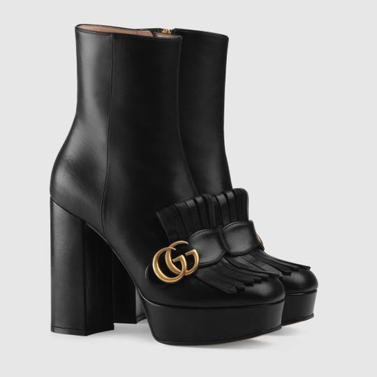Gucci Black Boots Image 1