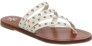 Tory Burch Casual Chic White Sandals