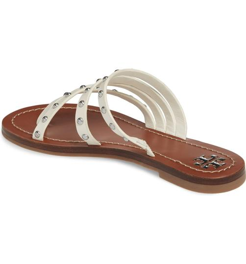Tory Burch Casual Chic White Sandals Image 1