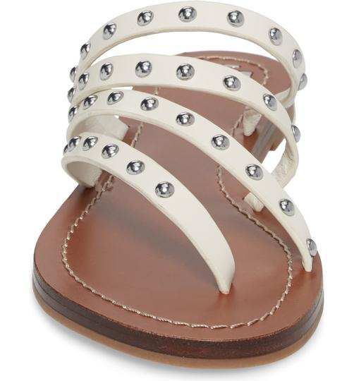 Tory Burch Casual Chic White Sandals Image 3
