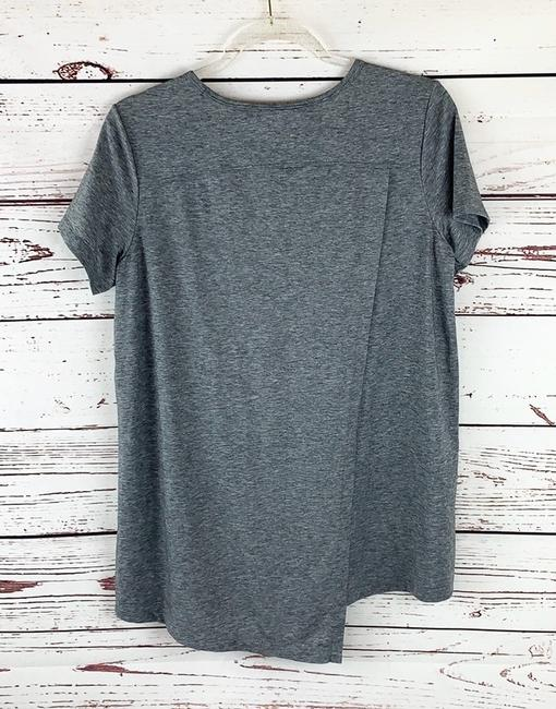 ExOfficio Wanderlux SS V-Neck Hi-Low Workout Tee Image 2