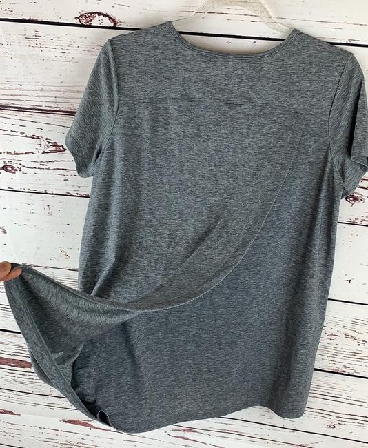 ExOfficio Wanderlux SS V-Neck Hi-Low Workout Tee Image 3