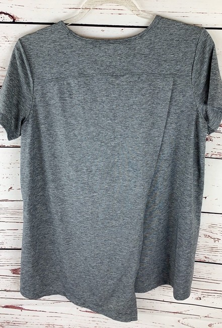 ExOfficio Wanderlux SS V-Neck Hi-Low Workout Tee Image 4