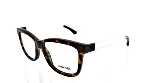 Chanel Chanel CH 3272 c.714 52mm Square Eyeglasses RX Frames Italy
