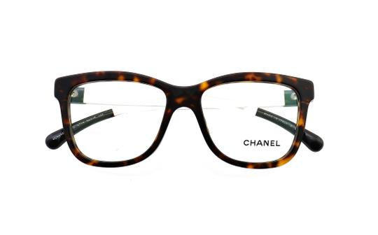 Chanel Chanel CH 3272 c.714 52mm Square Eyeglasses RX Frames Italy Image 1