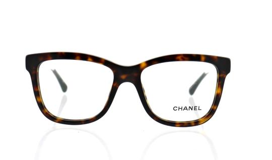Chanel Chanel CH 3272 c.714 52mm Square Eyeglasses RX Frames Italy Image 3