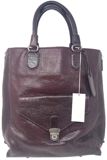 Preload https://img-static.tradesy.com/item/26159521/ugg-australia-bag-with-zippers-yum-mahogany-leather-tote-0-1-540-540.jpg