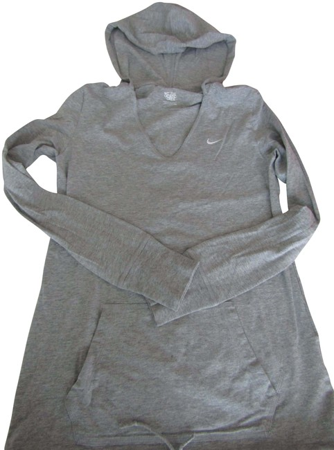 Preload https://img-static.tradesy.com/item/26159527/nike-light-gray-the-athletic-dept-pull-over-medium-activewear-outerwear-size-8-m-0-1-650-650.jpg