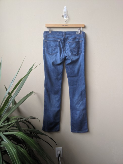 AG Adriano Goldschmied Slim Boot Cut Jeans-Medium Wash Image 2