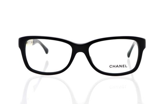Chanel Chanel CH 3232-Q c.1348 54mm Patent Leather Eyeglasses RX Frames Italy Image 4